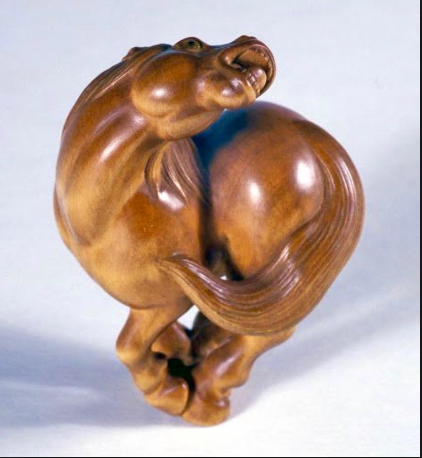 Helene Weber Feng Shui Classique 12 animaux du Zodiaque - Le Cheval