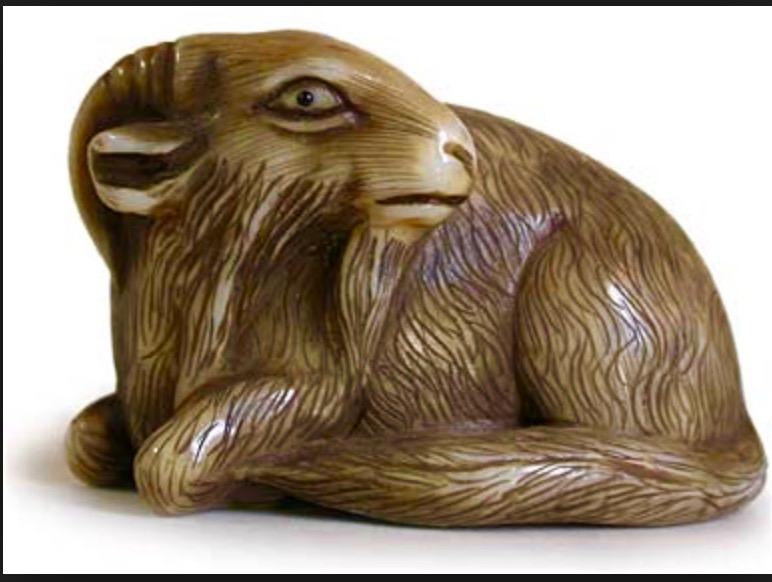 Helene Weber Feng Shui Classique 12 animaux du Zodiaque - La Chèvre