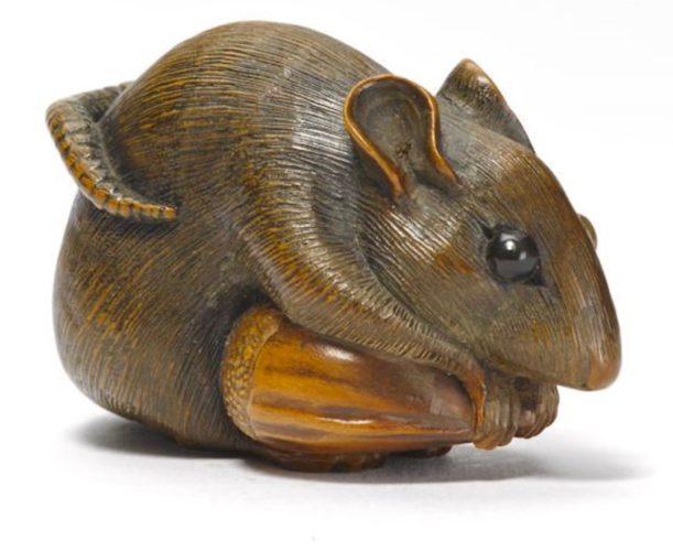 représentation du signe du rat