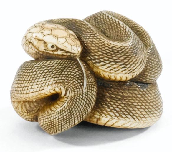 Helene Weber Feng Shui Classique 12 animaux du Zodiaque - Le Serpent