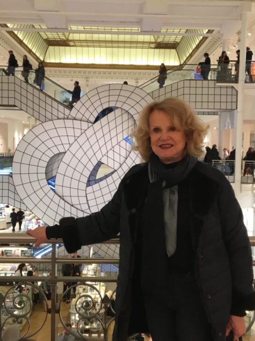 Helene Weber Fengshui Classique Escalators en x